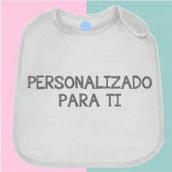 "Babero ""Personalido"""