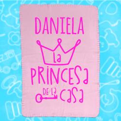 Mantita Princesa