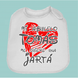 "Babero ""Abuelo"""